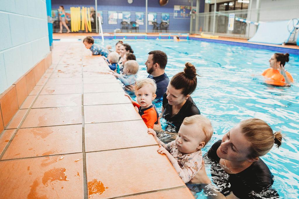 Infant Aquatics